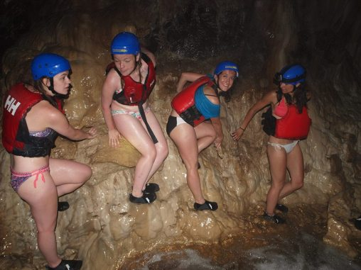 Caving - ft my scared face