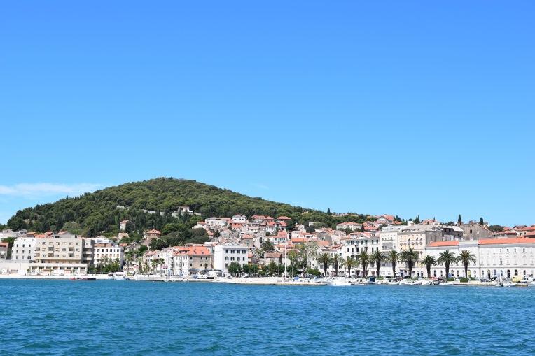 Split Coast-line